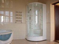 Душевая кабина в ванне