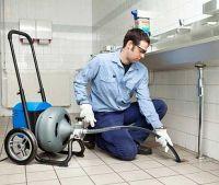 Гидродинамическая чистка канализационных труб