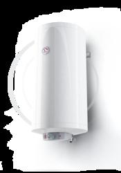 Нагреватель воды белого цвета