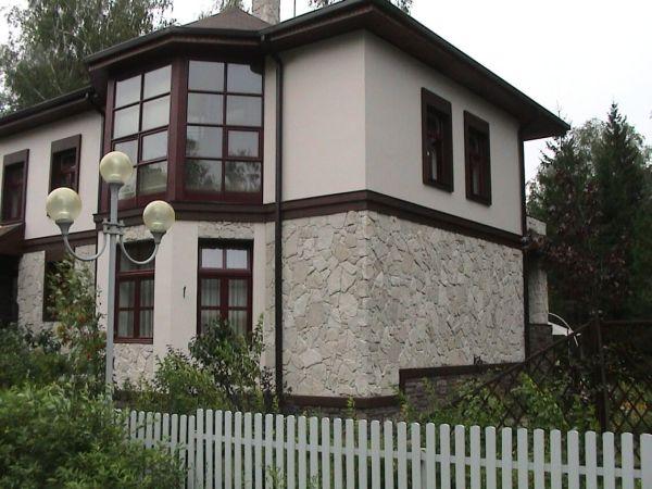 Проекты дачных домов из кирпича, фото и цены на
