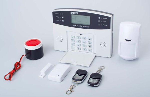 GSM-сигнализация (комплект)